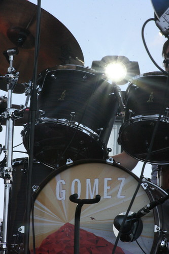GOMEZ ::: Mile High Music Festival 2009