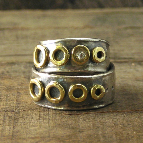 tentacle wedding rings!