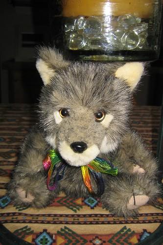 Wolfina (aka Wolfie) - 2