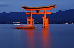 Miyajima Torii  Evening Cruise[Worldheritage] (h orihashi) Tags: beautiful japan night landscape gate shrine niceshot searchthebest pentax miyajima harmony 日本 torii soe breathtaking 風景 globalvillage worldheritage nationalgeographic itsukushima musictomyeyes aphoto aclass 広島 peopleschoice k7 世界遺産 日本三景 supershot flickrsbest bej golddragon flickrsmileys mywinners abigfave royalgroup diamondheart platinumphoto colorphotoaward aplusphoto flickrhearts ultimateshot worldicon flickraward diamondclassphotographer flickrdiamond lunarvillage excellentphotographerawards heartawards theunforgettablepictures diamondstars overtheexcellence concordians colourartaward platinumheartaward betterthangood justpentax goldstaraward flickrestrellas cherryontopphotography peaceawards spiritofphotography hatsukaichishi rubyphotographer damniwishidtakenthat grouptripod colorphotoawardpremier bestofdamniwishidtakenthat platinumpeaceaward pentaxk7