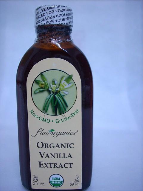 DSCN3110 Organic Vanilla Extract