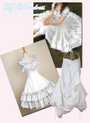 whitedress by you.
