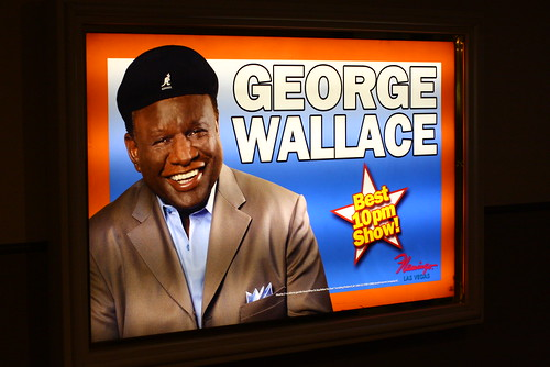 George Wallace trivia: He was the best man at Jerry Seinfelds wedding.