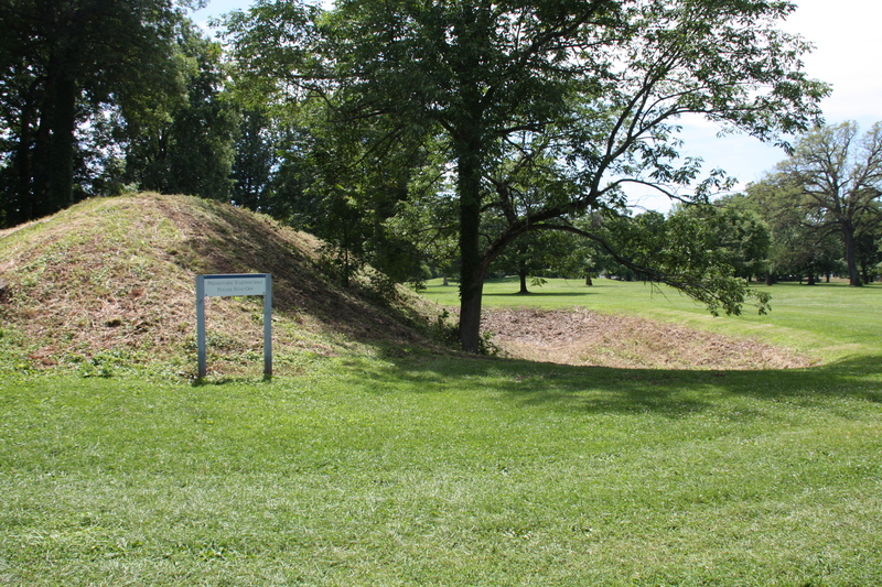 Mound and Hole
