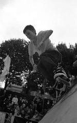 Kinetic Energy (Anthony Cronin) Tags: dublin film analog 35mm skateboarding ishootfilm skateboard ac agfa rodinal apug rodinal150 ilford fp4 skateboarders ilfordfp4 dubliners dublinstreet agfarodinal konicaautos3 realireland dublinstreets ilfordfp4125 allrightsreserved dublinlife streetsofdublin irishphotography lifeindublin kingsofconcrete irishstreetphotography hexanonlens dublinstreetphotography streetphotographydublin anthonycronin filmisntdeaditjustsmellsfunny filmdev:recipe=5201 livingindublin insidedublin livinginireland streetphotographyireland tpastreet photangoirl