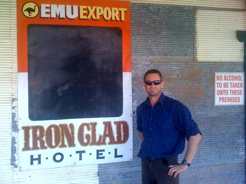 ironclad hotel