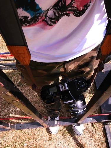 Nikon F801 & 借來的鏡頭