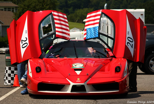 フリー画像|自動車|レーシングカー|フェラーリ/Ferrari|フェラーリFXX|FerrariFXX|イタリア車|ロゴ入り|フリー素材|