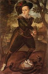 Henry, Prince of Wales, son of James I and Anne of Denmark (lisby1) Tags: portrait scotland unitedkingdom britain 17thcentury stuart 16thcentury englishroyalty