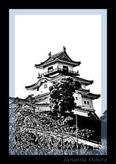 **Castle Kakegawa** (♫ Photography Janaina Oshiro ♫) Tags: abigfave
