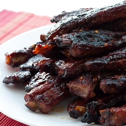Chinese-Style BBQ Ribs