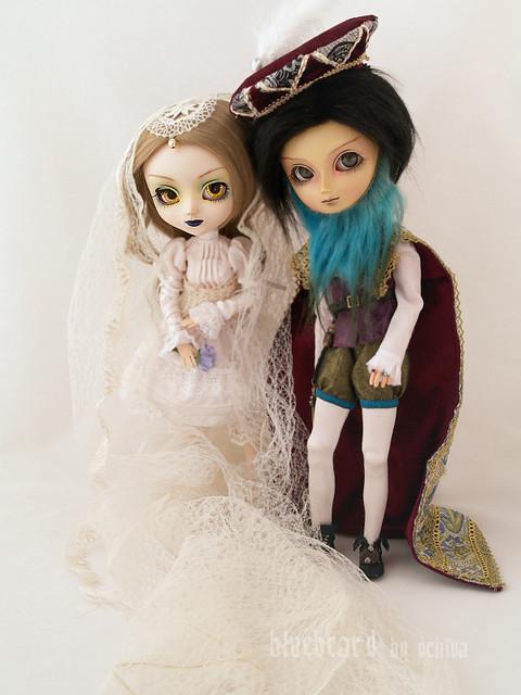 Bluebeard's wedding