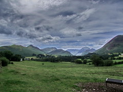 Field Of View (dillspics) Tags: sky mountains field clouds landscape lakedistrict newlands catbells supershot absolutelystunningscapes