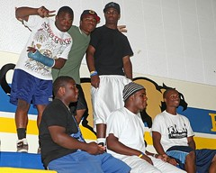 D_21504A (RobHelfman) Tags: crenshaw sports basketball highschool girls tournament sylmar melvinmunir gregorynorwood geoffreynorwood kayveonmunir hangingout siblings communityoutreach