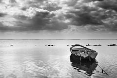 scardovari cove 4 (nicola tramarin) Tags: sea sky water clouds boat barca italia nuvole mare cielo acqua adriatic adriatico veneto rovigo blackwhitephotos polesine skytheme nicolatramarin