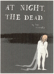At Night the Dead Cover for Virtual Book Tour