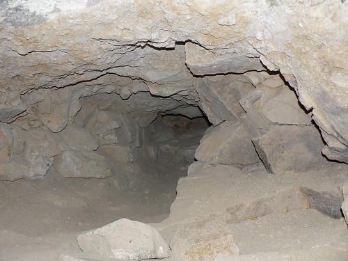 drug smuggling passageway