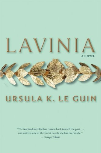 Lavinia US cover
