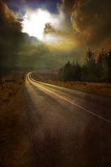 (Gerry Chaney) Tags: road ireland landscape blended chaney wicklowgap kodak14n abigfave ultimateshot joessistah flickrvault trolledproud gerrychaney