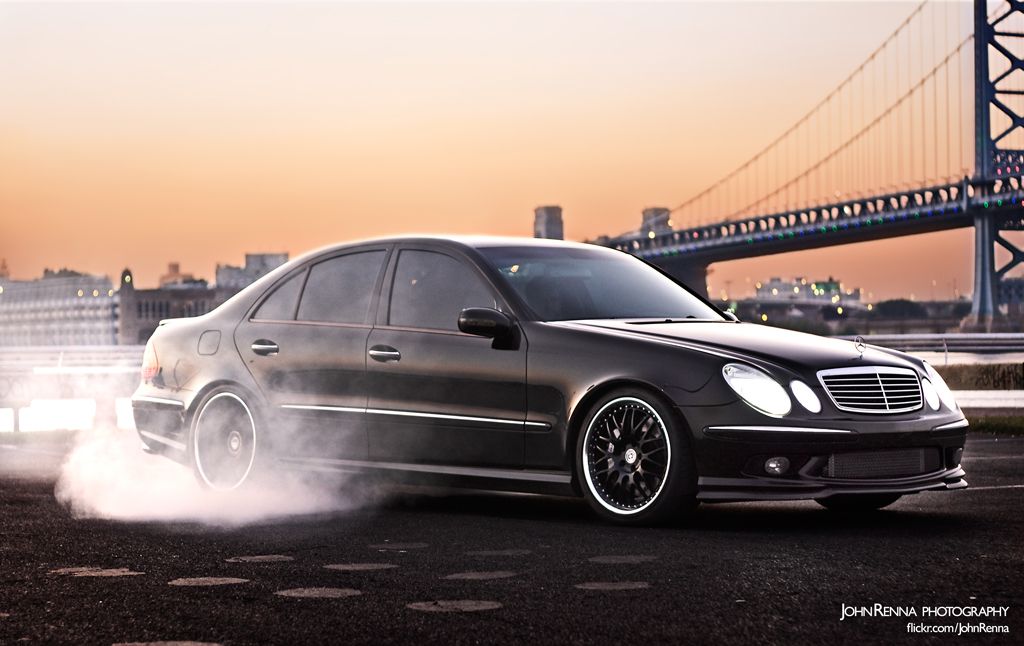 E55 AMG Photoshoot - 6SpeedOnline - Porsche Forum and Luxury Car