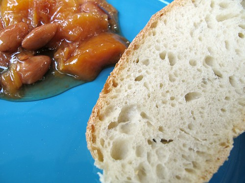peach almond preserves
