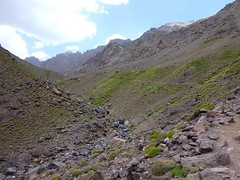 On our way to the refuge (Frans.Sellies) Tags: morocco maroc marokko toubkal jebeltoubkal    toubqal