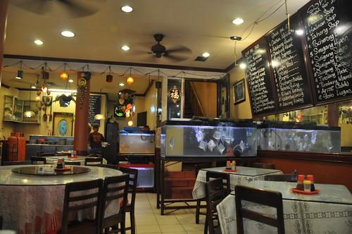 restaurants interior