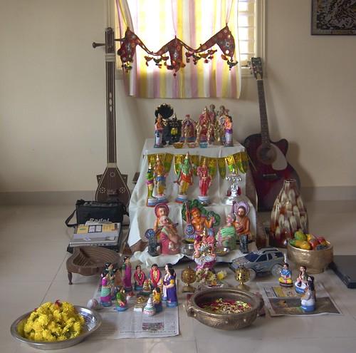 Navarathri - Golu