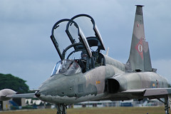VF-5B (sjpadron) Tags: plane airplane freedom nikon fighter venezuela aircraft aviation military jet fav d100 f5 avion caza grumman aviacion militaryaircraft northrop vf5 freedomfighter ambv sjpadron sergiopadron sergiopadrón sergiojpadróna sergiojpadron northropvf5b abmv