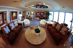 Living Room at the Encore Las Vegas