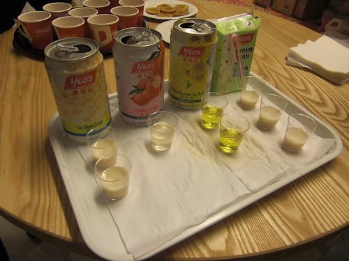 Yeo's Drinks