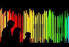Neon i olika nyanser