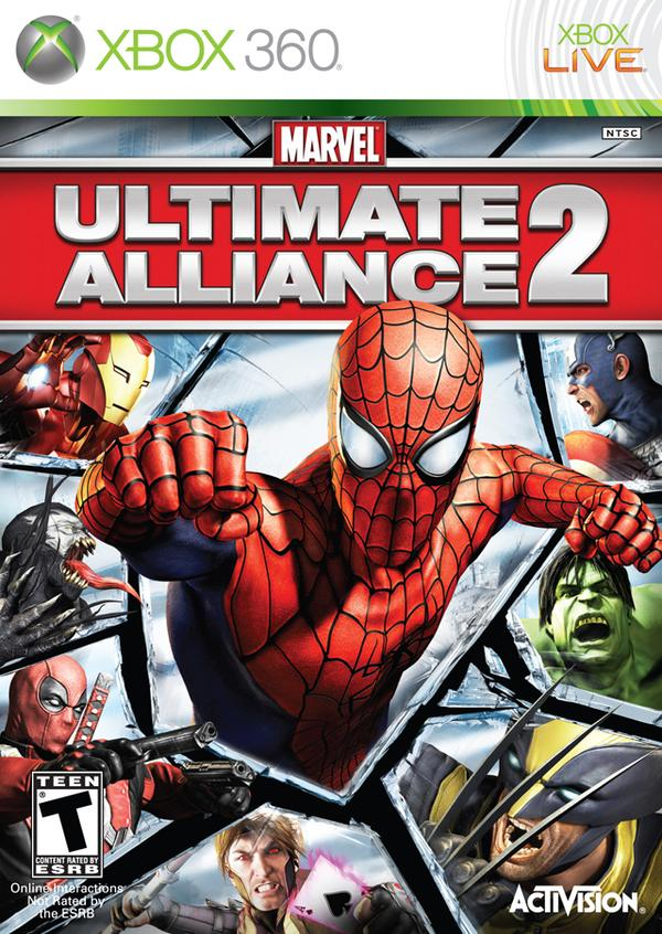 Thumb Juego Marvel Ultimate Alliance 2