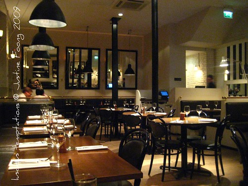 Restaurant Interior - St Germain, Farringdon