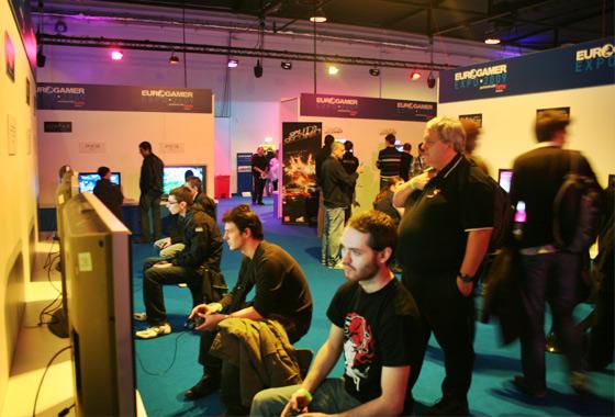 Eurogamer Expo Leeds 2009