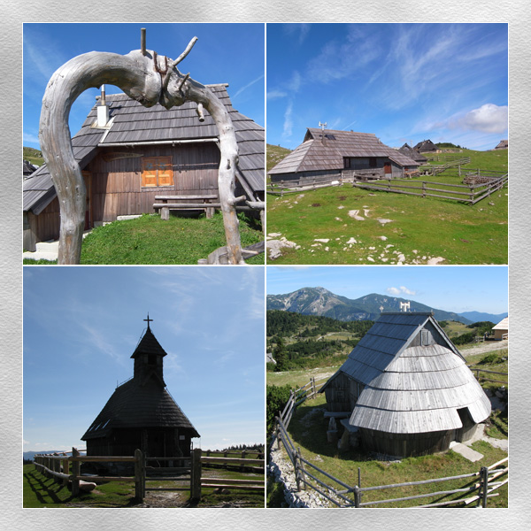 Slovenia山上小屋2-大