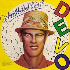 we are devo!