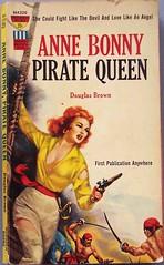 anne bonny - kvinnlig pirat