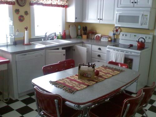 Evergreen Retreat Kitchen