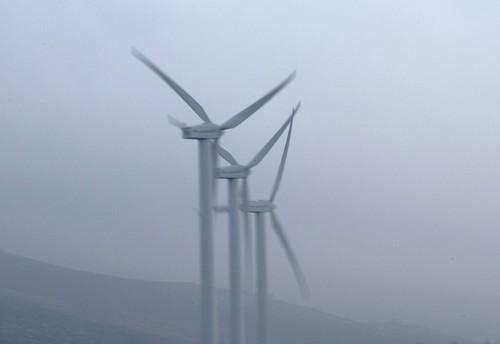 generadores en la niebla by Carlos Regalado