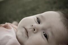 Un regard, une expression, la vie.... Mila - 4 mois (Sbastien Poirier) Tags: france amour enfant bb regard sbastienpoirier isreunregarduneexpressionlavie