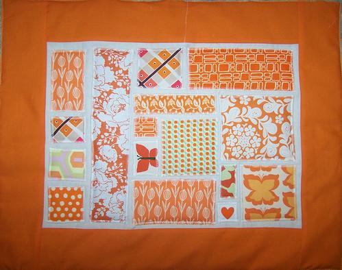 Orange block