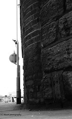 Round the bend. ((c) MAMF photography.) Tags: sweetstwest holbeck art britain blackandwhite blackwhite bw biancoenero candid dark d7100 england enblancoynegro blancoynegro blanco blancoenero flickrcom flickr google googleimages gb greatbritain greatphotographers greatphoto inbiancoenero image leeds mamfphotography mamf monochrome nikon noiretblanc noir nikond7100 north negro northernengland onthestreet old photography photo pretoebranco road schwarzundweis schwarz street uk unitedkingdom upnorth westyorkshire yorkshire zwartenwit zwartwit zwart