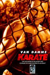 KaratePoster (Mainecoon1) Tags: karate van damme jcvd
