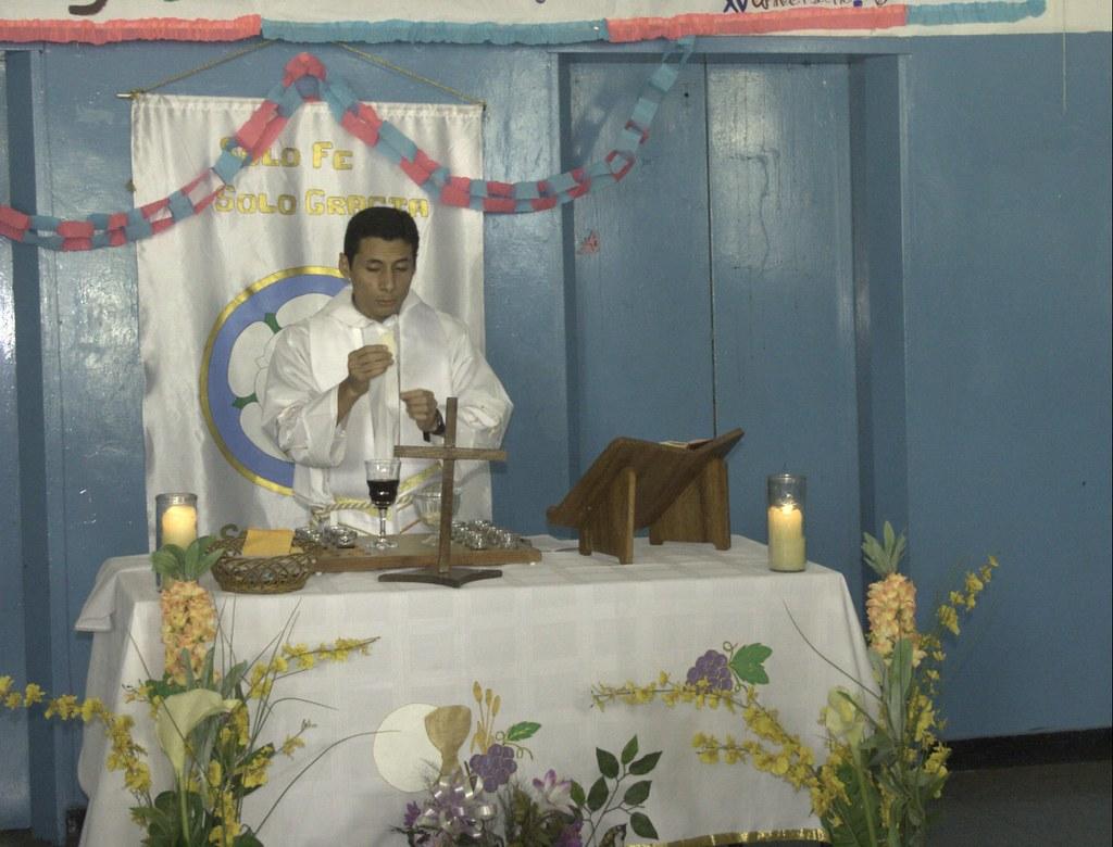 Pastor Miguelangel Perez