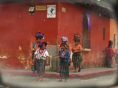 Rear View Mirror Vistas (Rudy A. Girón) Tags: guatemala antigua streetcorner antiguaguatemala guatemalanwomen rudygiron indigenouswomen guatemalantextiles laantiguaguatemala lagdp laantiguaguatemaladailyphoto mujeresguatemaltecas rudygirón mujeresindígenas guatemalanclothes lagdpcard200906 elchiltepe elchiltepeslide