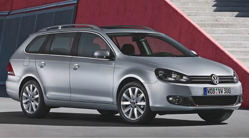 2010 Volkswagen Sportwagon facelift