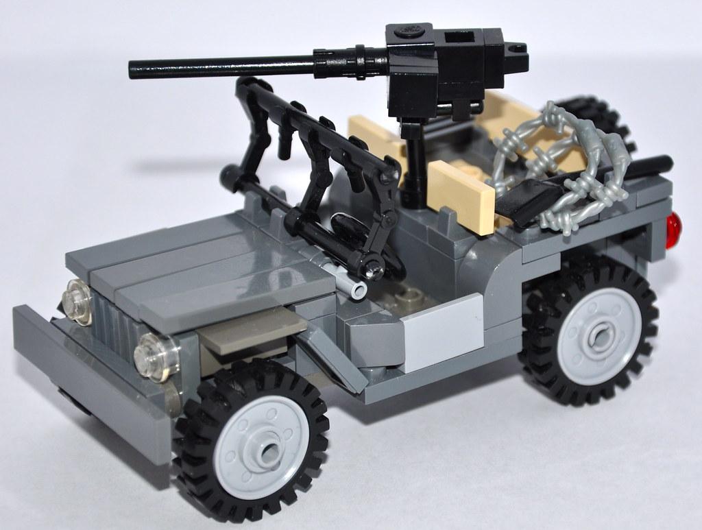 "Willys jeep ""Rosie"" Redux"