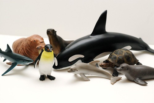 Schleich - Sea Animals