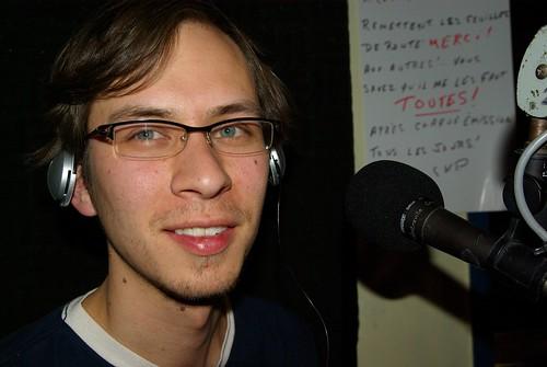 Trevor Fraser at RCV